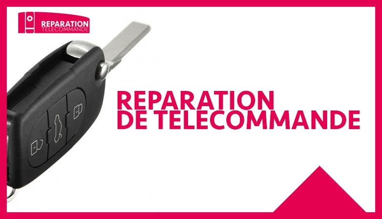 Réparation de télécommande